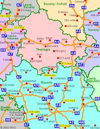 bamberg germany map landkarte bayern deutschland entfernung nürnberg franken bayreuth
