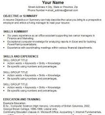 resume summary of qualifications for cmaa 9 best resume writing images on pinterest resume writing sle