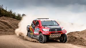 toyota europe journey to dakar 2016 toyota europe