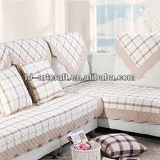Sofa Slipcovers India by Cotton Light Orange Cell Indian Sofa Covers Sc018p Buy Indian