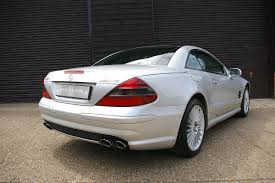 used mercedes benz sl sl 55 amg kompressor seymour pope