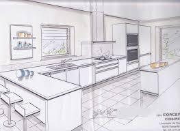 plans de cuisines ouvertes plan cuisine ilot central plan cuisine ouverte donne sur le salon