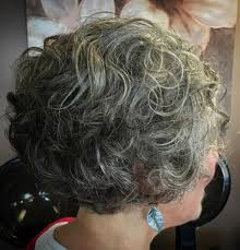 hairstyles for thick grey wavy hair 60 gorgeous hairstyles for gray hair
