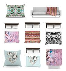 kess in house home decor products interior style bedroom