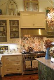 Above Kitchen Cabinets by Kitchen Top Of Cabinet Decor Ideas For Above Kitchen Cabinets