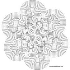 coloring pages mandala printable coloring pages flower mandala