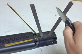How To Sharpen Serrated Kitchen Knives How To Sharpen A Knife Part Ii Alloutdoor Com