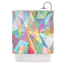 Kess Shower Curtains Mareike Boehmer Shower Curtain Kess Inhouse
