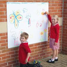buy giant mark making whiteboard wall 1 x 1 2m tts