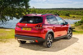 Drive Co Uk The Peugeot 2008 Gt Line And Ds 3 Reviewed