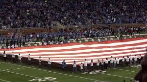 lions thanksgiving day game national anthem detroit lions 2013 thanksgiving game performed by