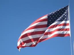 Picture Of The Us Flag Fotostrecken Kategorie Boston Bild Wehende Usa Flagge