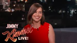 emilia clarke can talk like a valley youtube
