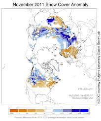 United States Snow Cover Map by December 2011 Arctic Sea Ice News And Analysis