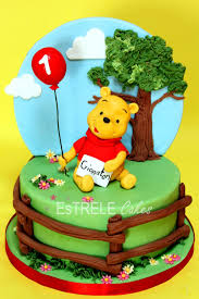 winnie the pooh cakes winnie the pooh cake by estrele cakes cakesdecor