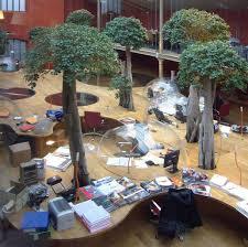 design bureau de travail espace de travail design les bureaux de pons et huos