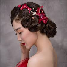 hair accessories for weddings bridal hairstyles gold leaves butterfly wedding hair