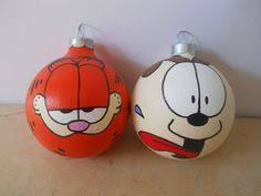 one painted ornament your choice of character