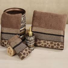 zebra bathroom ideas jungle themed bathroom accessories