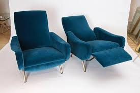 Reclining Chairs Marco Zanuso Reclining Chairs At 1stdibs
