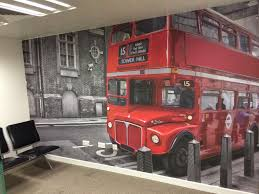 wall murals for dentists and hospitals photo wallpaper hospital forest wall mural waiting room mural
