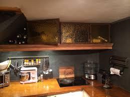 vitrine de cuisine vitrine de cuisine et étagères en métal ferronnerie j l f bati