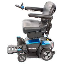 Scooter Chair Pride Go Chair Power Wheelchair At Medmartonline Com