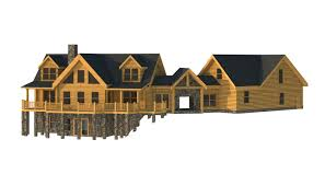 Log Home Plans Anson Plans U0026 Information Southland Log Homes