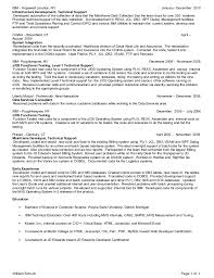 programmer resume exle 50 successful league application essays great programmer resume