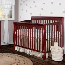 Stanton Convertible Crib by Babys Dream Crib To College Cribs Decoration