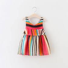 shop rainbow dresses for girls on wanelo