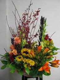 silk arrangements for home decor home decor decorating modern flower designs with upscale