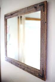 bathroom mirrors miami wall mirrors cherry wood framed wall mirrors cherry wood framed