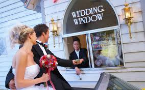 vegas weddings how to get married in las vegas travel leisure