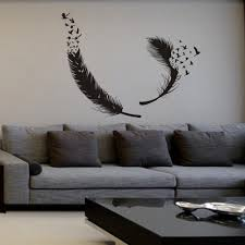 amazon com mairgwall birds of a feather wall decal feather wall