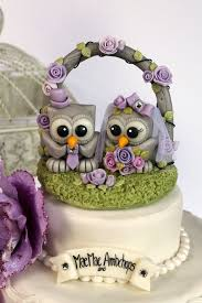 owl cake toppers best 25 owl cake toppers ideas on fondant owl
