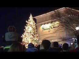 christmas lights wichita ks christmas tree lighting at bradley fair in wichita ks 11 18 17