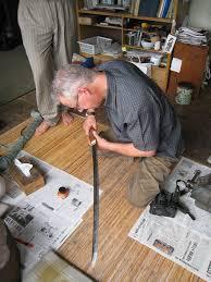 Tamahagane Kitchen Knives The Kitchen Bladesmith Craftsmanship Magazine