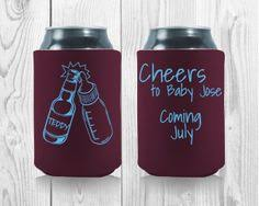 shower koozie baby shower koozies baby shower favors koozie favors baby