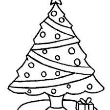 chrismas gifts christmas trees coloring pages color luna