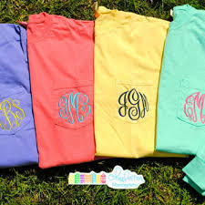 best monogrammed long sleeve comfort colors products on wanelo