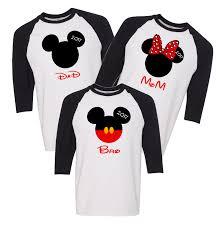 Disney Halloween Tee Shirts by Disney Trending Mickey U0026 Minnie Family Vacation Raglan T Shirts