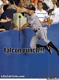 Falcon Punch Meme - falcon punch by easyman123 meme center