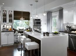 ilot cuisine blanc cuisine ilot central blanc cuisine en image