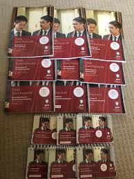 cima bpp study books f2e2p2 amp casestudy posot class