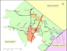 kyle map commissioner precinct 2 hays county