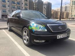 lexus sedans 2005 lexus 2005 ls430 3 4 ultra cars dubai classified ads job