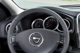sandero renault interior dacia officially unveils new 2013 logan sedan and sandero 2 hatchback