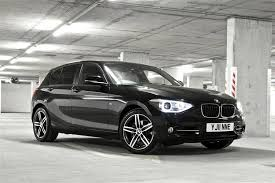 black bmw 1 series bmw 1 series sports hatch 2011 2015 used car review car