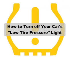 tire light on car how to reset a stuck low tire pressure tpms light axleaddict